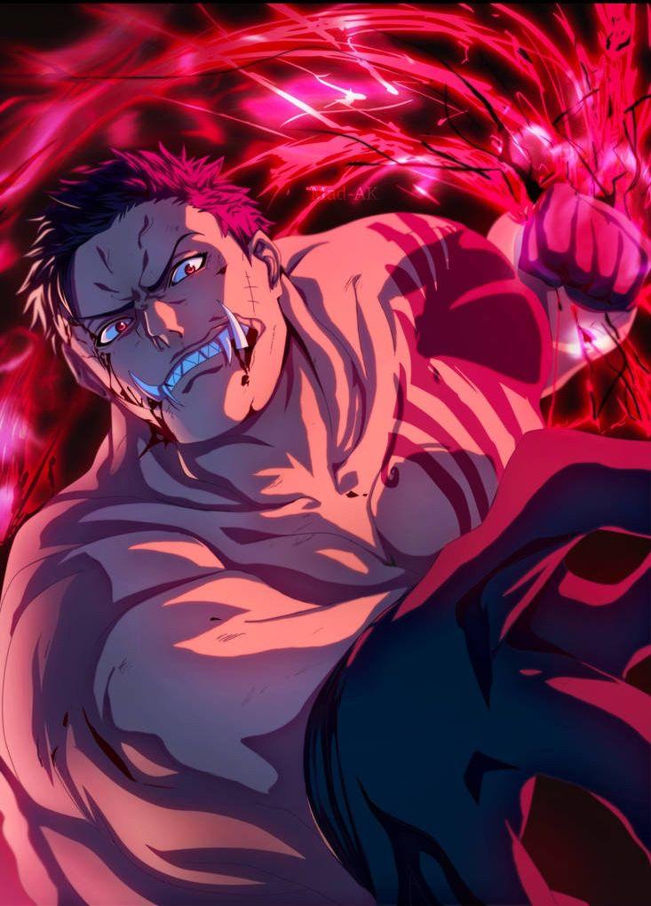 Katakuri KING'S HAKI onepiece One Piece One piece