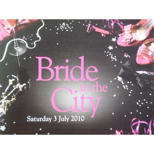 Hen do idea: Bride in the city