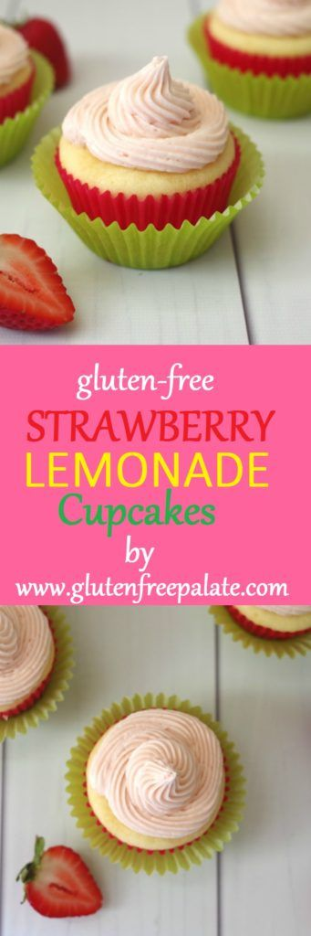 These lovely and delicious Gluten-Free Strawberry Lemonade Cupcakes are perfect for summer! They are tender and flavorful and only…