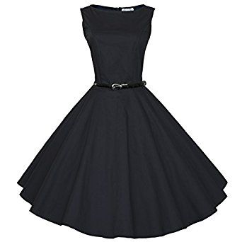Maggie Tang Vintage Audrey Swing Dress