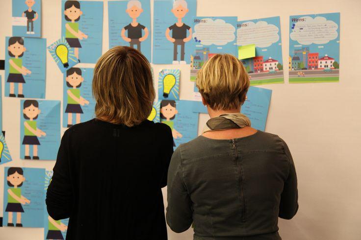 Alles wat we doen voor kinderen, daar horen ouders bij! by Anne-Marie Portiek