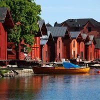 Porvoo, una de las poblaciones más antiguas del país - Finland