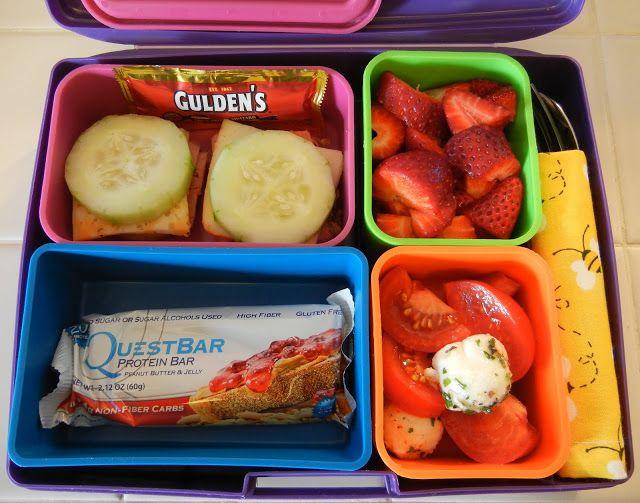 Eggface Bento Box Lunch Recipes & Ideas - Breadless Sandwich Cucumber Sandwiches
