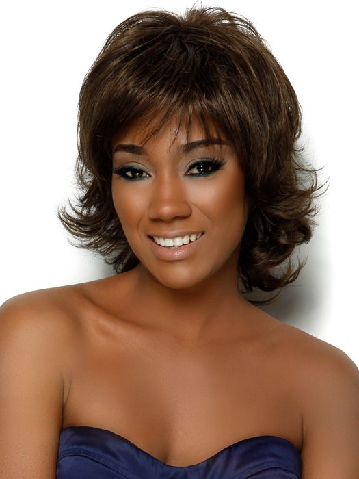 African American Medium Length Hairstyles For Curly Hair