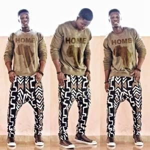 african attire patterns for men - Google Search