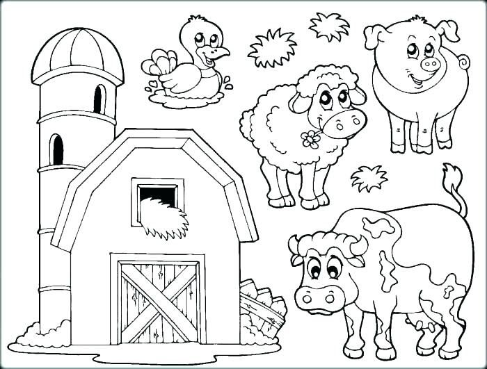 Search Through 623989 Free Printable Colorings At Getcolorings To Get To Know More About Farm Animal Coloring Pages Tractor Coloring Pages Farm Coloring Pages