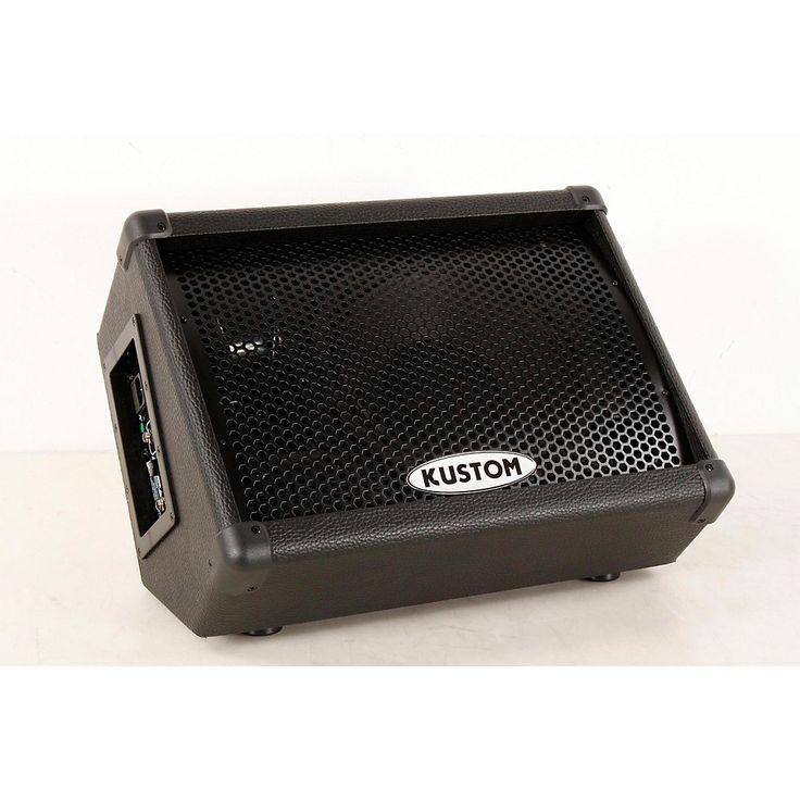 """Kustom KPC10MP 10"""" Powered Monitor Speaker Regular 888365986951"""