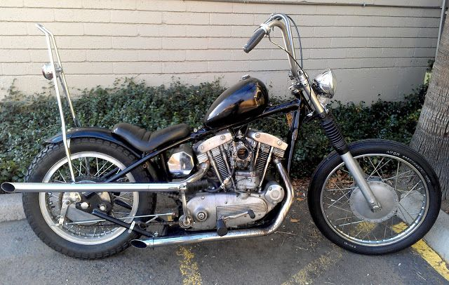 Love Cycles Sportster Chopper For Sale 1965 Xlch Cool Sportster