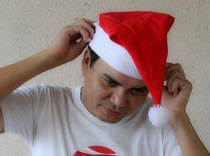 Manualidad - Sombrero de Papá Noel casero #manualidades #niños #faciles #muñecos #juguetes