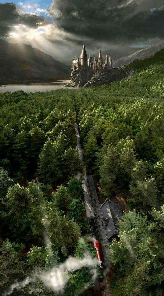 Hogwarts / Zweinstein