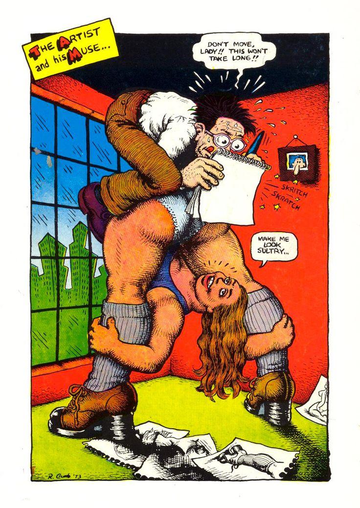 Robert Crumb (underground comics)