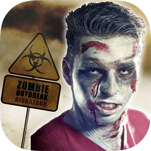 ZombieFaced Free - Scary Zombie Face Booth Horror Photo FX Mask Corpse Cam Maker