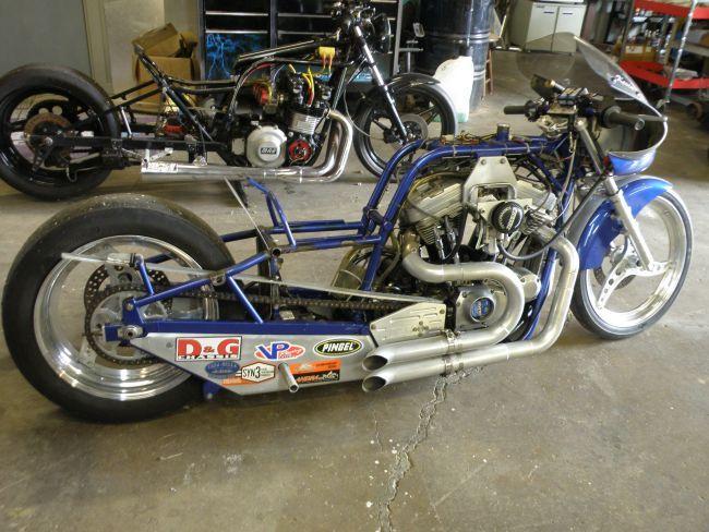 2007 Harley Davidson Buell Drag Bike Motorcycles For Sale in Lafayette - Louisiana Sportsman Classifieds, LA