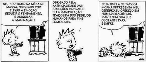 Calvin - fantástico