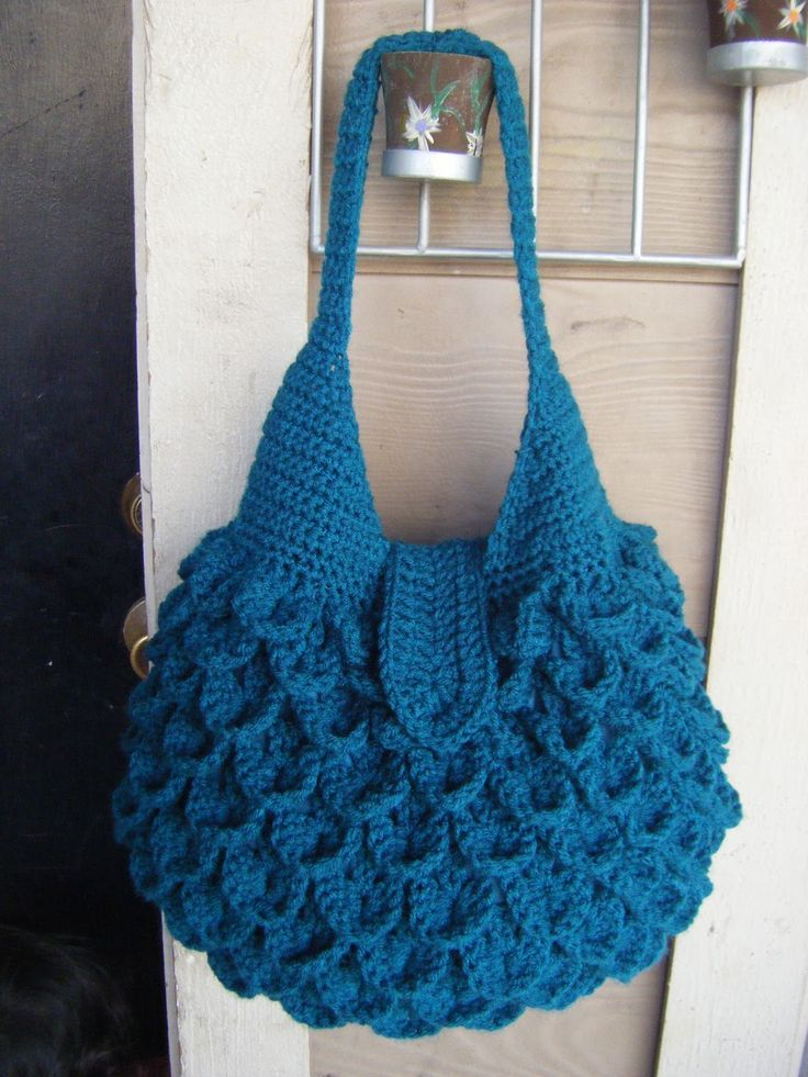 Free Purse Crochet Patterns, Free Bag Crochet Patterns from our