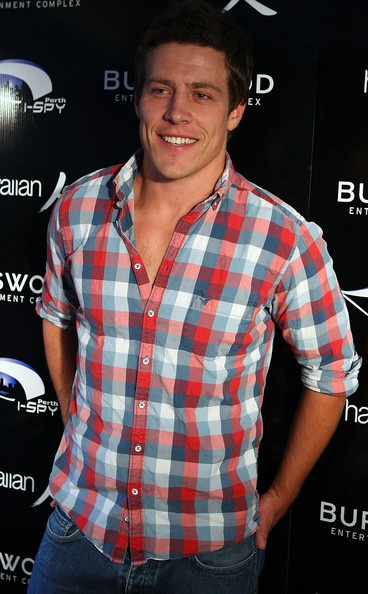 Steve Peacocke from Home and Away