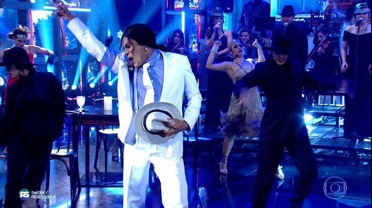 Interpretando Michael Jackson, Ícaro Silva vence o