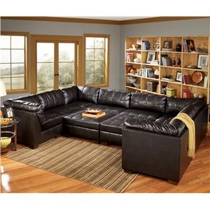 San Marco 10 Piece U Shaped Sectional By Signature Design Ashley