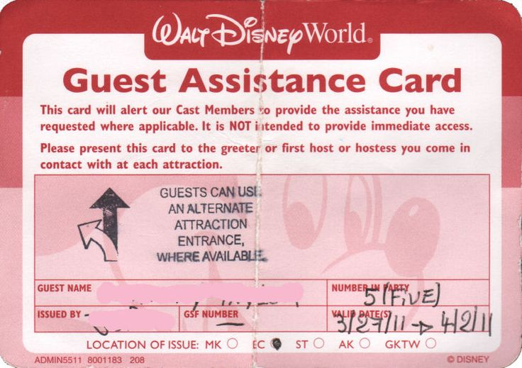 Everything Walt Disney World: Special Needs and Disabilities at Walt Disney World