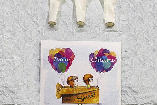 Ivan& Chiara 23 aprile 2016 Gli sposi desideravano una partecipazione tradizionale, con una punta di originalità. Filo conduttore della loro storia d'amore e del progetto stesso, è il...