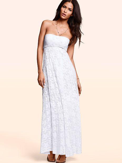 Foldover Multi-way Maxi Dress