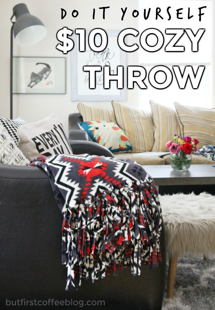 Best 25+ Fleece throw ideas on Pinterest | DIY polar ...