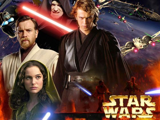What Star Wars character are you? Take this quiz and find out   I got Anakin Skywalker