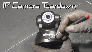 IP Camera Teardown - YouTube