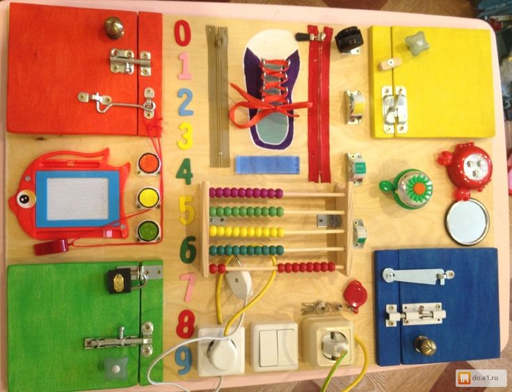 72 Best Images About Kids Busy Amp Sensory Boards On