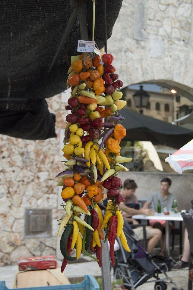 Majorque : joyau de la méditerranée - Le marché de Sineu