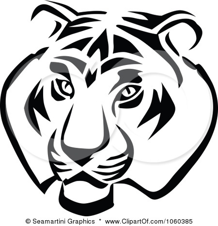 12 best go tigers images on pinterest clip art illustrations and ahs rh pinterest com foggy clipart black and white