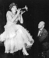 Ethel Waters & Eubie Blake, 1930