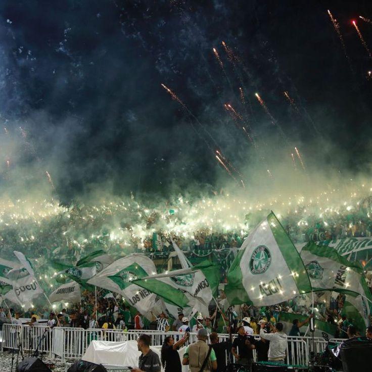 Atletico Nacional's Copa Libertadores celebrations leave three dead