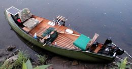 Fly Fishing Canoes & Fishing Canoes