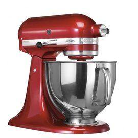 KitchenAid Artisan Küchenmaschine 5KSM150PS Liebesapfel-Rot