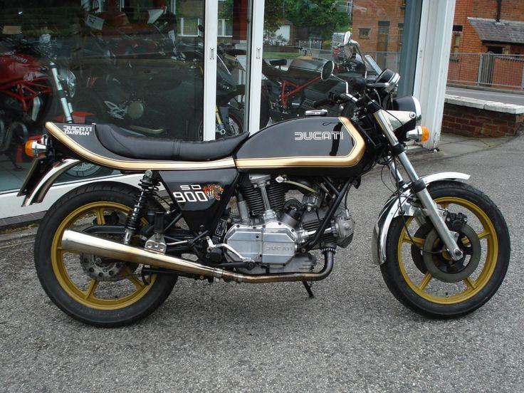 DUCATI DARMAH 900 | eBay