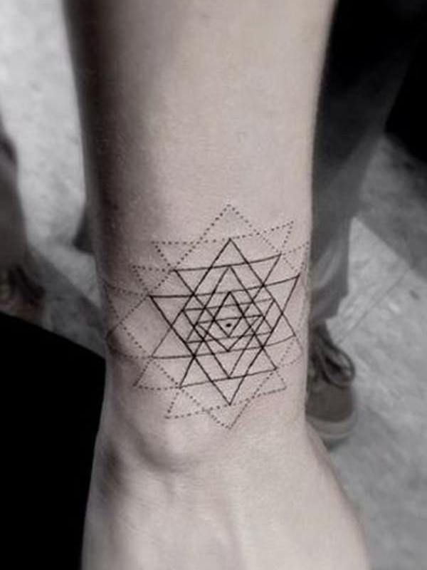 30 Mysterious Sacred Geometry Tattoo Meaning and Designs