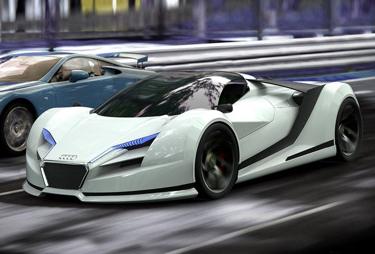 Audi R10 : Concept Cars