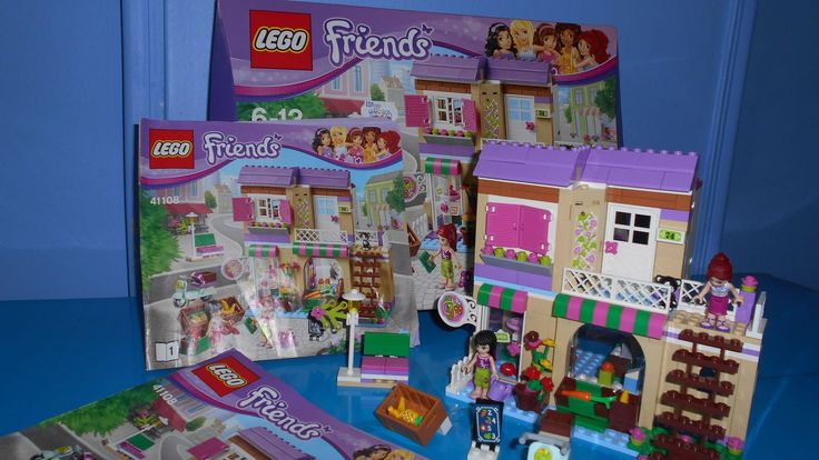 LEGO Friends 41108 - Supermarket set