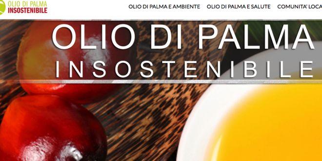 L'olio di palma sostenibile non esiste. Lo spiega Roberto Cazzolla Gatti, denunciando l'operazione di greenwashing. Petizione del M5S contro gli spot tv
