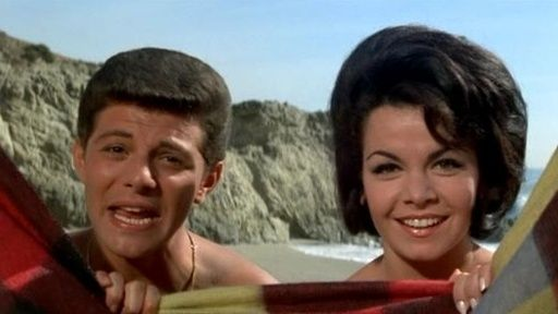 frankie avalon and annette funicello relationship