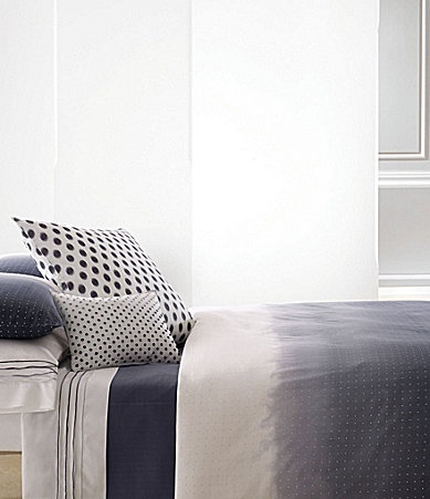 Dots And Ombre Bedding That Would Match The IKEA Duvet I Already Have.