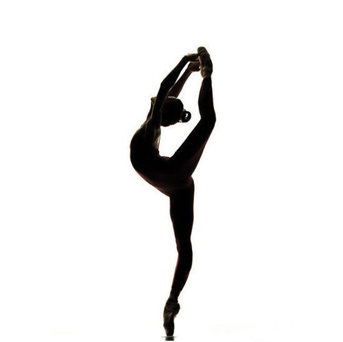 Dancing silhouette | Silhouette Cameo | Pinterest ...