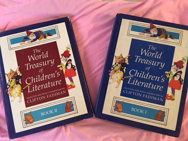 Excited to share the latest addition to my #etsy shop: First Edition World Treasury of Children's Literature Hardback collective 2 volumes http://etsy.me/2DxpIFs #booksandzines #book #children #fairytales #stories #collection #set #firstedition #books
