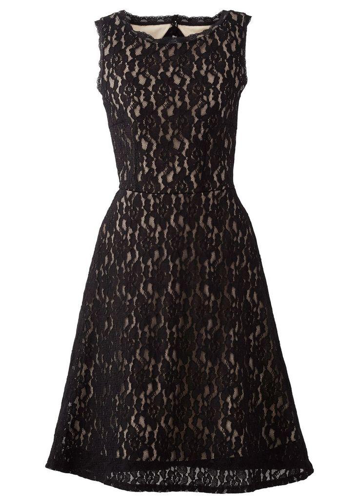 Krótka sukienka koronkowa Piękna • 179.99 zł • bonprix