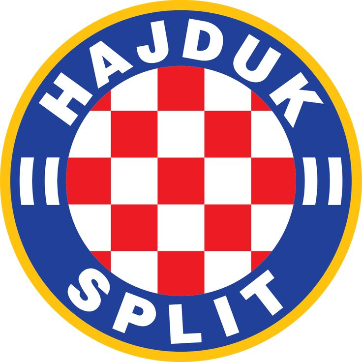 HNK Hajduk Split, Split, Kroatië.