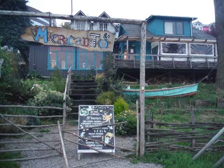 El Mercadito, a kitschy restaurant in Castro