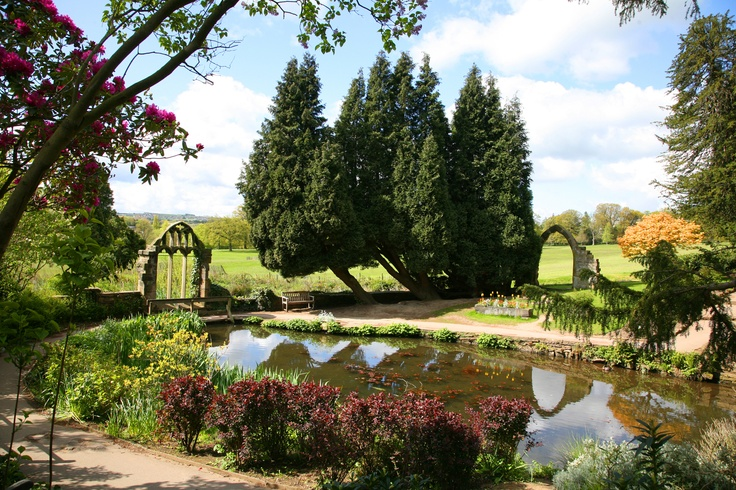 Fairyland is a lovely part of Cannon Hall Park built over 100 years ago using the ruins from a local church. This was used as the page header picture for August by Welcome to Yorkshire after winning the most likes in their monthly competition.