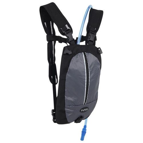 Keep hydrated, on or off the water. The NRS Hydration Pack clips directly on to the back of your PFD.  Buy online in Australia at Big   Water.