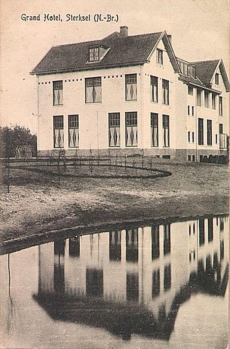 5365 Grand Hotel te Sterksel, later opgenomen in het co... | Zoek resultaat | Fotohistorisch